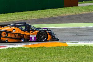 #9 Alexander Talkanitsa, Alexander Talkanitsa JR, Maurizio Mediani - AT Racing