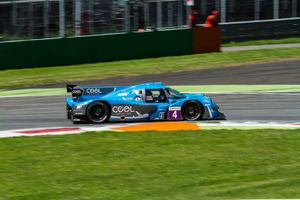 #4 Alexandre Coigny, Iradj Alexander, Gino Forgione - COOL RACING BY GPC