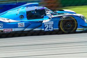 #25 Andrea Roda, Matthew McMurry, Andrea Pizzitola - Algarve Pro Racing