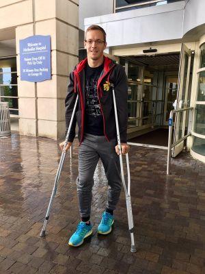 Sebastien Bourdais recebe alta de hospital