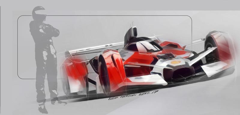 Carro conceito Senna