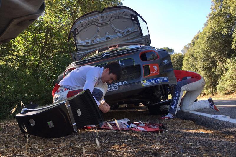 Крейг Брин и Скотт Мартин, Citroën C3 WRC