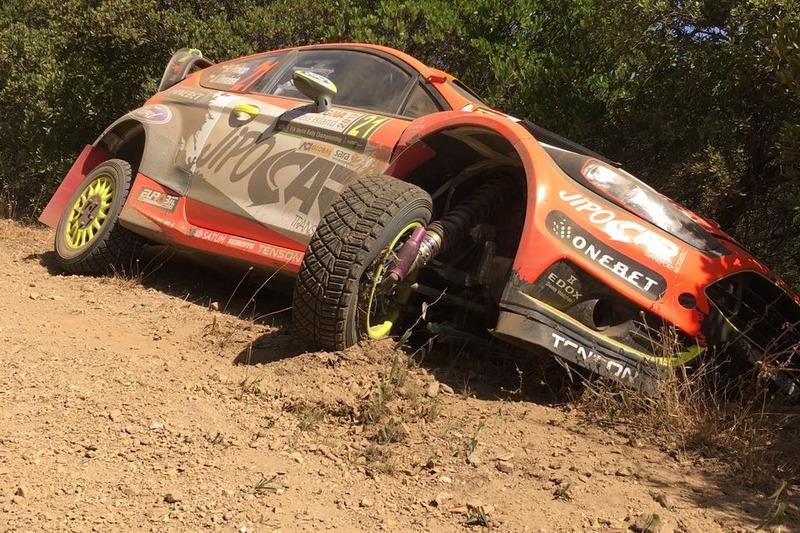 Ford Fiesta WRC Мартина Прокопа