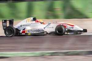 #22 Jean-Baptiste Simmenauer - JD Motorsport