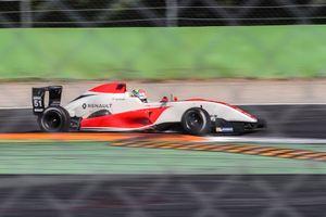 #51 Chia Wing Hoong - Fortec Motorsport