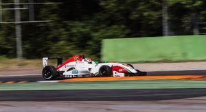#3 Michael Benyahia - R-Ace GP