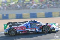 LMP2 James Winslow 18000rpm at 24 Hours of Le Mans