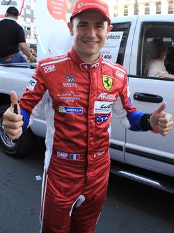 Davide Rigon Ferrari AF Corse n71 24 Heures du Mans 2017