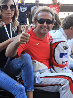 Olivier Beretta Ferrari Spirit of Race AF Corse n54 24 Heures du Mans 2017