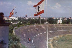 Гран При Германии-1959 на трассе АФУС