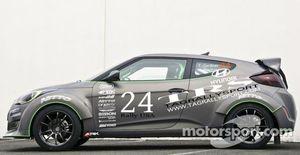Tagrallysport 2013 car? maybe :)