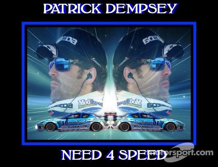 dempsey racing