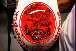 Jenson Button Special Helmet for Japanese GP