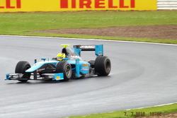 Nigel Melker Ocean GP2 Team