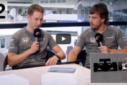 Alonso & Vandoorne