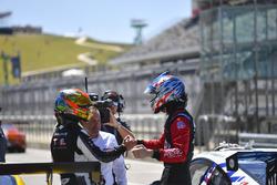 COTA Post Race Corey Fergis