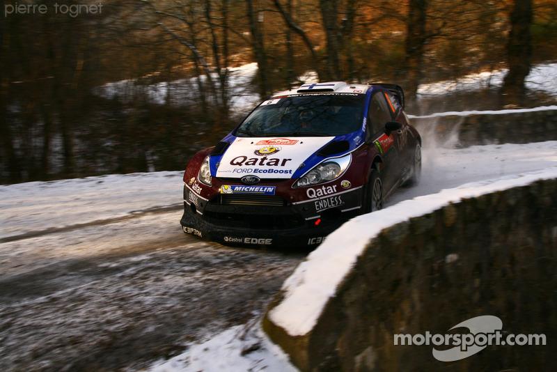 Juho Hänninen - Tomi Tuominen Fiesta RS WRC