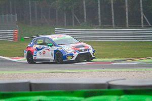 #4 Montalbano Vincenzo, Montalbano Giuseppe - BF Motorsport
