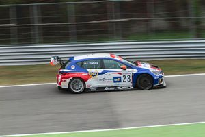 #23 Thellung Alessandro - BF Motorsport