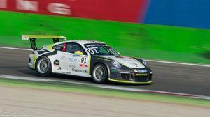 Porsche Monza