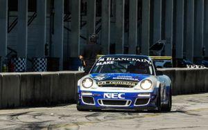 Rob Blake #74 GT3-Cup