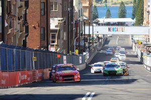 Sunday Race start T2