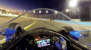 Aeroscreen Indycar