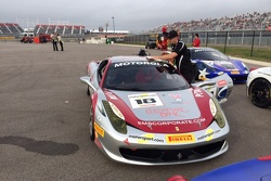 Auto Gallery Motorsports Technician Dave Cameron