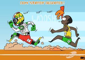 Bolt ? No, I never heard about him ...