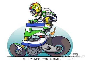 Top 5 bike - Domi Aegarter