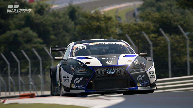 Lexus RC F GT3 (Emil Frey Racing) '17 (Gr.3)