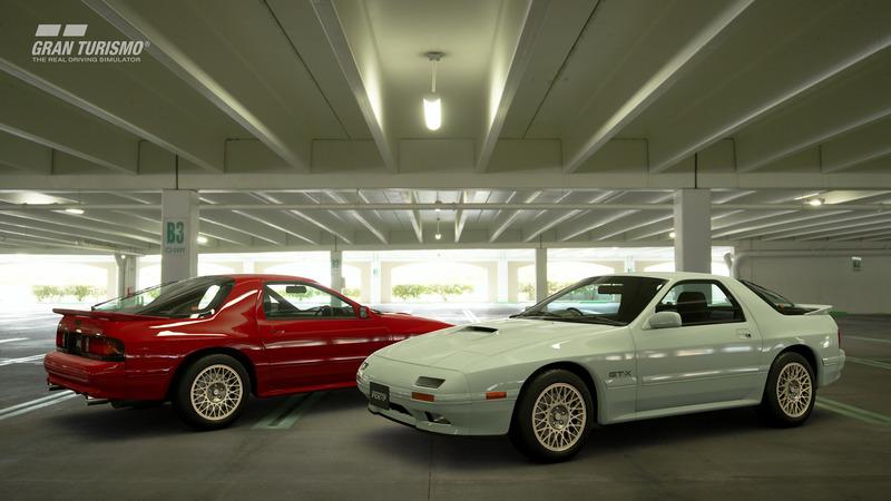 Mazda RX-7 GT-X (FC) '90 (N200)