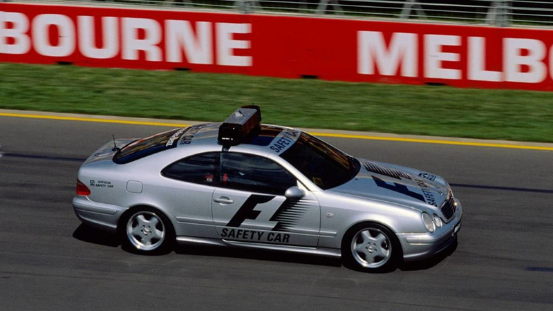 Mercedes CLK 55 AMG (1997-1998)