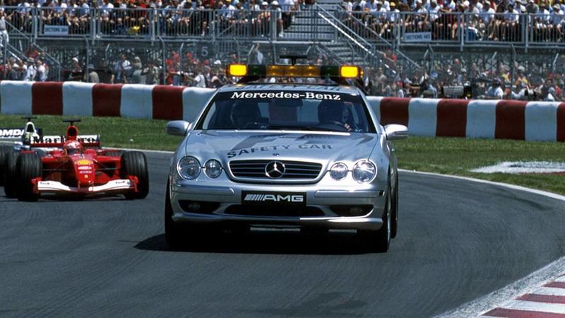Mercedes CL 55 AMG (1999-2000)