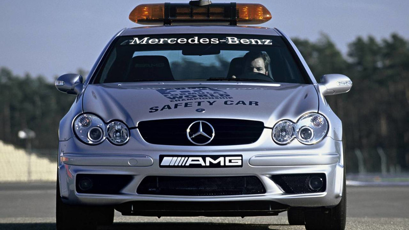 Mercedes CLK 55 AMG (2003)