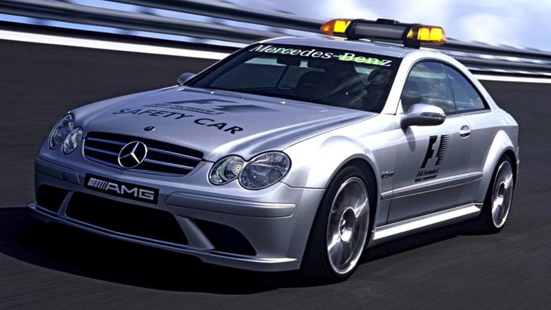Mercedes CLK 63 AMG (2006-2007)