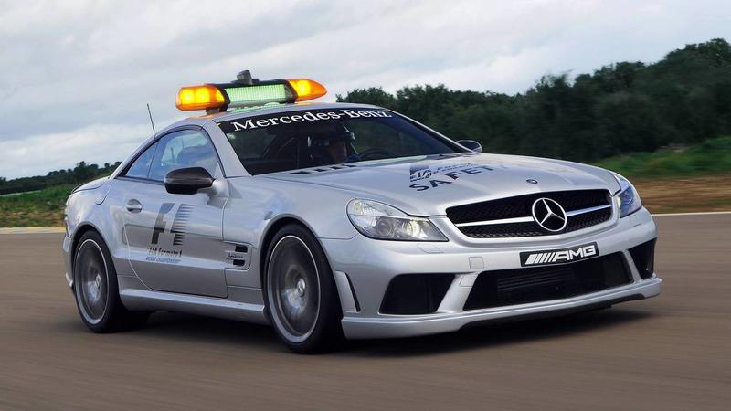 Mercedes SL 63 AMG (2008-2009)