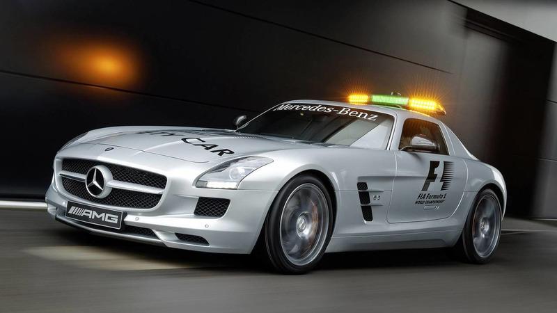 Mercedes SLS AMG (2010-2014)