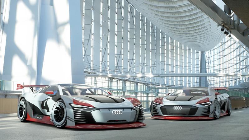 Audi Vision Gran Turismo