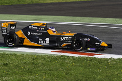 #12 Richard Verschoor - JOSEF KAUFMANN RACING