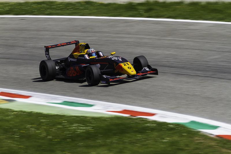 #21Neil Verhagen - TECH 1 RACING