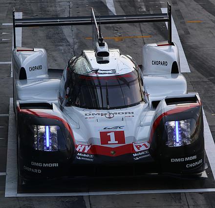 Porsche Hy