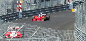 Surtees TS14A - Ferrari 312B3