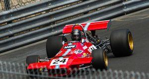 De Tomaso F1-70