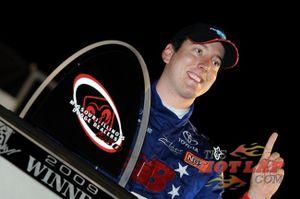 Kyle busch 2009 gateway win
