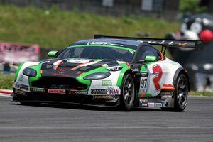 Craft-Bamboo Racing Aston Martin: Frank Yu and Richard Lyons