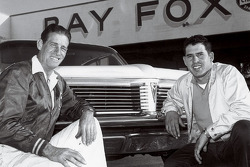 Ray Fox with David Pearson