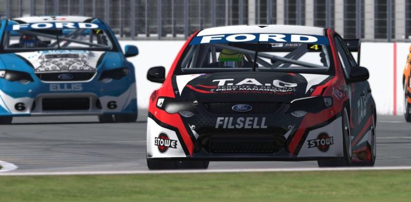 iRacing com V8 Supercars Series at