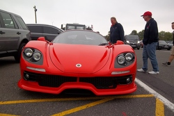 A rare Contera MD1 sighting in the paddock
