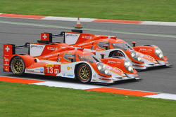 Rebellion Racing Lola Swansong